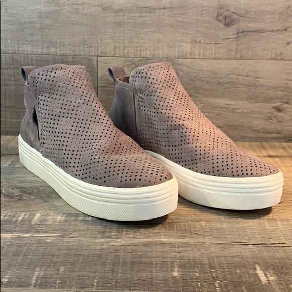 dolce vita tate sneakers smoke